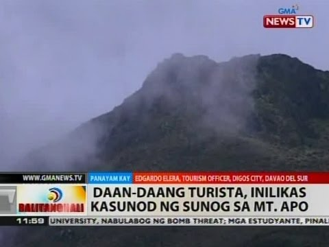 BT: Panayam kay Edgardo Elera, tourism officer, Digos City, Davao del Sur