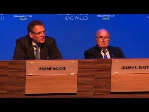 Blatter dispuesto a seguir en la FIFA