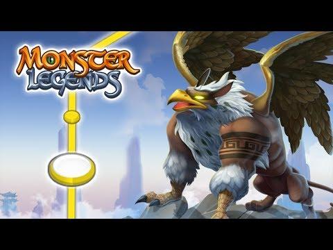 LABERINTO DE GRIFFIN PRIMER DESCUENTO !! - Monster Legends