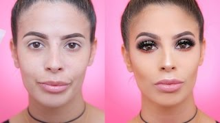 Makeup Tutorial For Brown Eyes | Laura Lee
