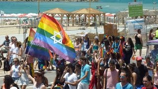 Tel Aviv - Gay Pride 2015 - Parade