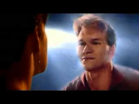 GHOST FANTASMA PATRICK SWAYZE E DEMI MOORE THE FINAL SCENE