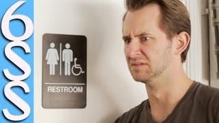 Creepy Bathroom   6SS