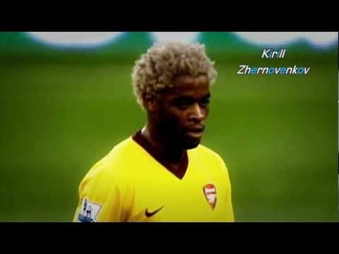 Alex Song The New Talent Of Arsenal