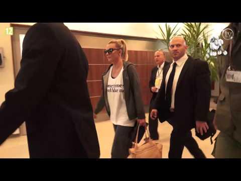 Britney Spears wylatuje z Polski!