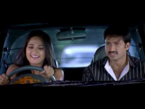 Gopichand & Anushka  Comedy Scenes - Souryam Movie video