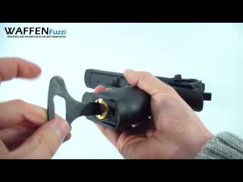 Magnum Research Desert Eagle CO2 Pistole 4.5 mm Diabolo Blow Back. CO² Waffentest.www.waffenfuzzi.de