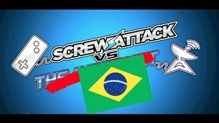 Special Edition - ScrewAttack vs Brazil