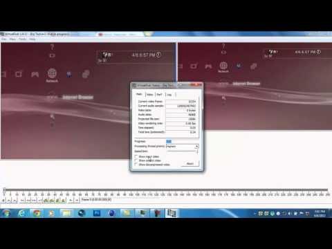 Virtual Dub Capturing Tutorial (Best EasyCap and Dazzle Quality)