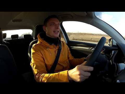 Тест Audi A3 седан (2014)