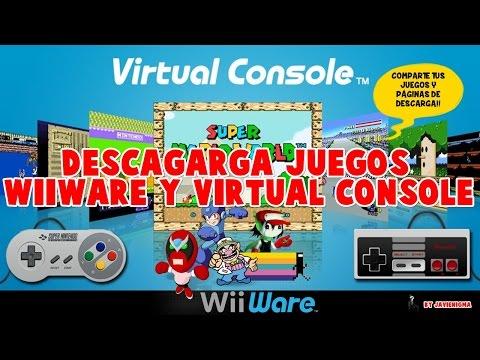 Wii | Recopilación Juegos Wiiware & Virtual Console | Comparte tus juegos y enlaces