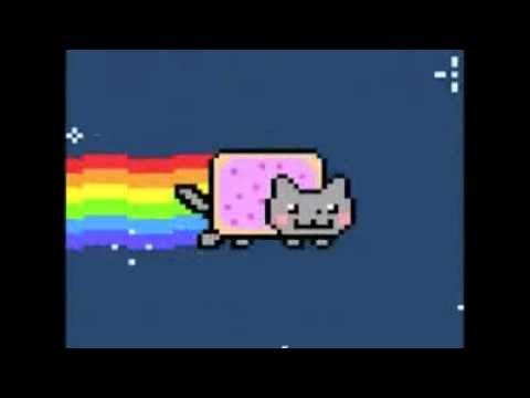 nyan cat 1 hour