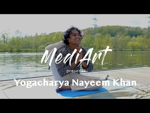 Yogacharya Nayeem Khan - Interview