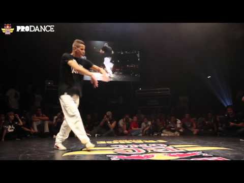 Red Bull BC One France Cypher 2014 QUARTER FINAL | Tony B vs Noé