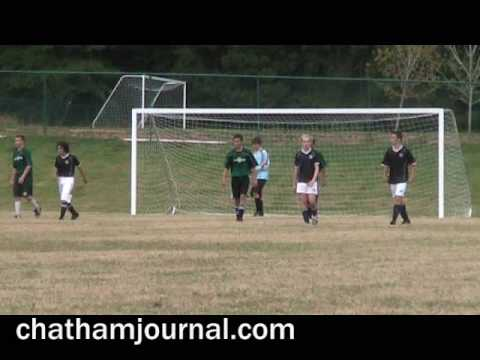 Woods Charter School vs Franklin Soccer Game