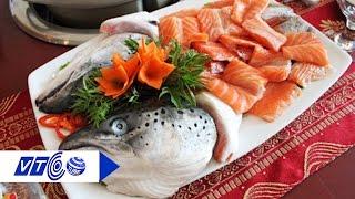 Cách nhận biết cá hồi Sapa chính hiệu   VTC