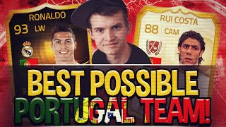 FIFA 15 | PORTUGAL IS INSANE! FT. INFORM RONALDO