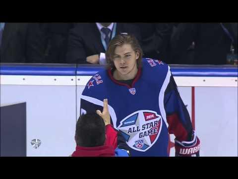 KHL All Star: Круг на скорость / Fastest Skater