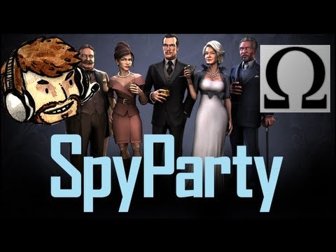 Spy Party with JSmith and Ohmwrecker!