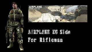 AVAグレ.com 「AIRPLANE EU Side」 For Rifleman