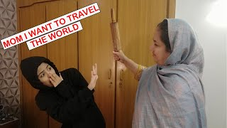 How to convince STRICT BROWN PARENTS to let you travel the world!