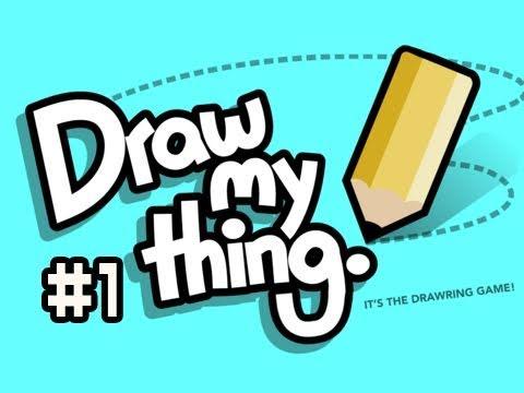 Draw My Thing - w/Nova & Creatures Ep.1 - YouTube Uberhaxornova Logo
