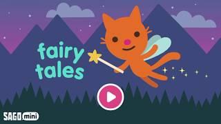 Sago Mini Fairy Tales Flying Fairytale Adventure Sago Mini Fairytales Kids Game Cartoons