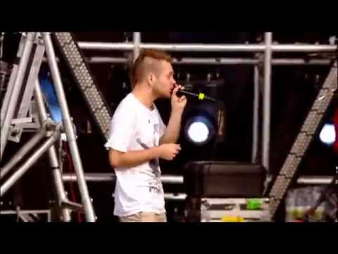 Enter Shikari - Live @ Reading Festival 2012