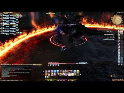 Musics Video Ffxiv Arr: Ultima Weapon Hard Mode Strategy Guide