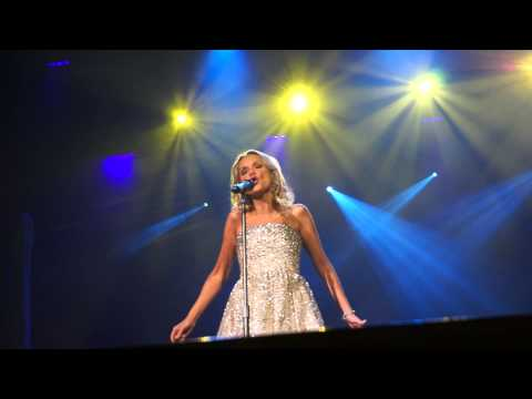 Kristin Chenoweth - New Years Eve 2012 - Wishing you were somehow here again.