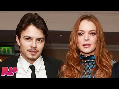 Video Shows Lindsay Lohan Accusing Fiancé Of Abuse