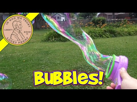 Disney Fairies Tinkerbell Bubble Fan Great Fairy Rescue....outdoor Fun! video