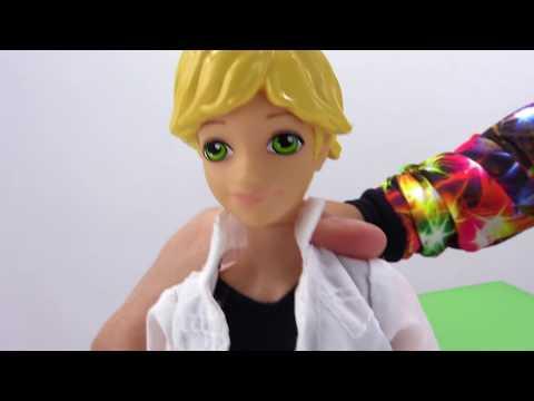 Видео Toy Club: Леди Баг, Адриан и Плагг