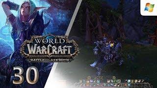 World of Warcraft: Battle for Azeroth 【PC】 Alliance Night Elf Hunter │ #30