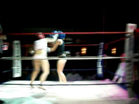 Foxy Boxing Video