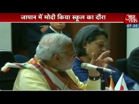 Day Three: PM Modi, Shinzo Abe to hold key meeting today