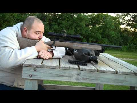 Remington 700 sps tactical 308 review