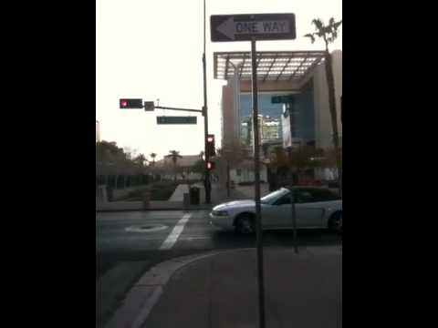 Las Vegas Courthouse Shootout Video