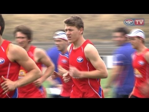 The Draftees: Episode 1 - Macrae's first days