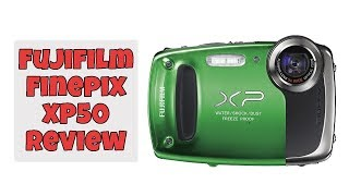 Fujifilm Finepix XP50 Review | Fujifilm Finepix XP50 Digital Waterproof Camera
