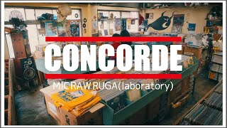 MIC RAW RUGA(laboratory) – CONCORDE [MUSIC VIDEO]画像