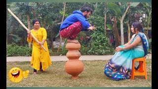 Top New Comedy Video 2019 | Try To Not Laugh | Episode-39 | By Fun ki vines
