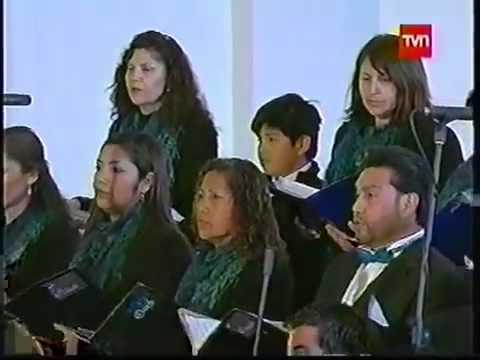 Orquesta Sinfónica - Santo, Santo, Santo (Tedeum Evangélico 2012 Jotabeche 40)