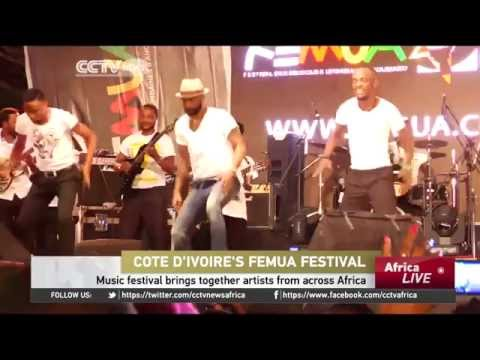 Cote D'ivore's Femua Music Festival Brings Together Artists From Across Africa