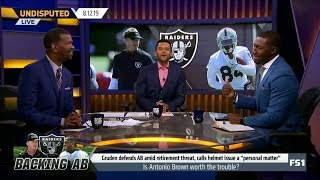 UNDISPUTED | Rob Parker and Jason McIntyre HEATED DEBATE: Is Antonio Brown worth the trouble?