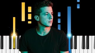 Download Lagu Charlie Puth - Attention - Piano Tutorial - How to play Attention on piano Gratis STAFABAND