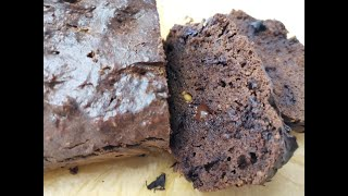 KETO FLOURLESS ALMOND BUTTER CHOCOLATE BREAD RECIPE