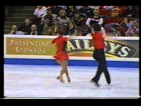 Semenovich & Fedorov (RUS) - 1998 World Figure Skating Championships, Original Dance