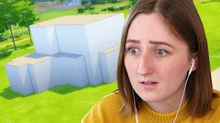 My friend made a Sims challenge that made me cry