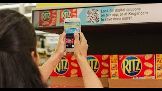 Raw Footage: Kroger and Microsoft partner on retail technology